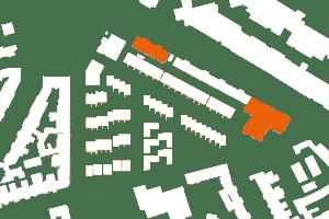 Schwarzplan MFH Betreutes Wohnen